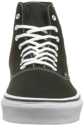 Vans U AUTHENTIC HI VRQF0PZ Unisex-Erwachsene Sneaker Schwarz (black/true white)
