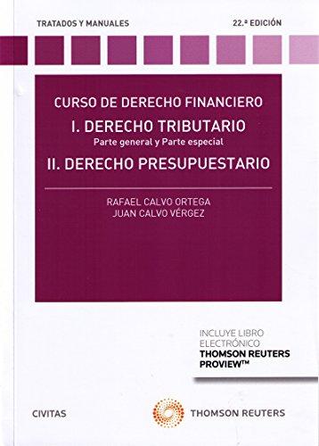 Curso de derecho financiero (+ E-book) (Tratados y Manuales de Derecho)
