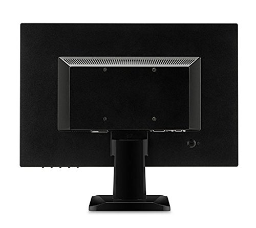 Compaq B201 IPS 19.5-inch LED Backlit Monitor (Black)