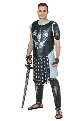 Kostüm Maximus - Men's Gladiator Maximus Arena Fancy dress costume X-Large