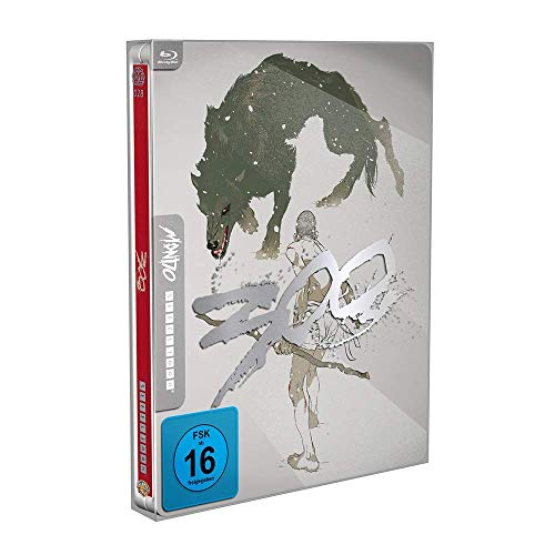 300 - Mondo Steelbook. Edición exclusiva de Amazon [Italia] [Blu-ray]