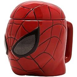Abystyle–Marvel–Taza 3d–Spider-Man Unisex-Adult, abymug420
