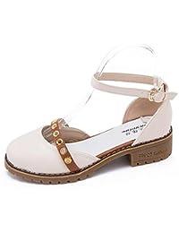 Xia Jiping fondo sandalo open-dita delle donne popolari sandali casuali con diamante , gold , US7.5 / EU38 / UK5.5 / CN38