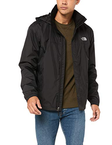 c71e3fc65a The North Face Herren RESOLVE 2Jacke, schwarz (Tnf BlkTnf Blk), L