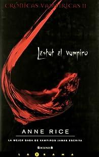 LESTAT EL VAMPIRO par Anne Rice
