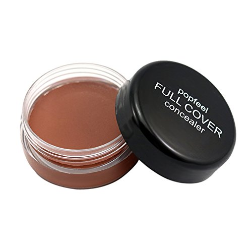 Rrimin Cosmetic 3D Concealer Face Contour Makeup Powder Foundation Cream (FC04)