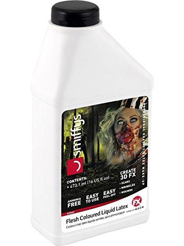 Smiffys 47042low ammoniaca zombie lattice liquido (taglia unica)