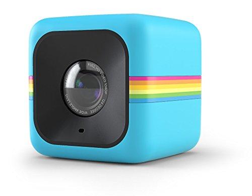 Galleria fotografica Polaroid Cube ACT II HD 1080p Lifestyle Action Video Camera (Blu): funzioni aggiornate