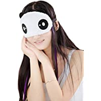 YiyiLai 2Stk. Süß Cartoon Muster Augenmaske Augenblende Schlafmaske Weiss preisvergleich bei billige-tabletten.eu