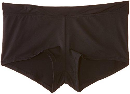 Noppies Damen Shorts Umstands Badeshorts Saint Tropez, Einfarbig, Gr. 38 (Herstellergröße: M/L), Schwarz (Black C270)