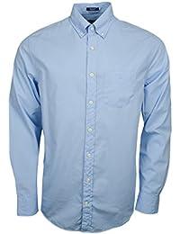 Gant - chemise gant bleu clair