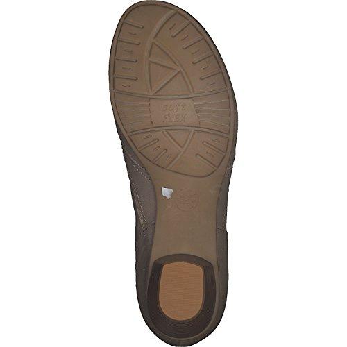 Pompe Donne Jana pelle beige pepe intercambiabile a livello di H Gr. 36-40 Beige