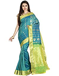 The Chennai Silks - Art Silk Saree - Simply Green - (CCMYSS6231)