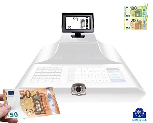 verificatore banconote false telecamera infrarossi