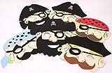 Partyrama - Máscara para disfraz infantil (U41-052-6-HNB)