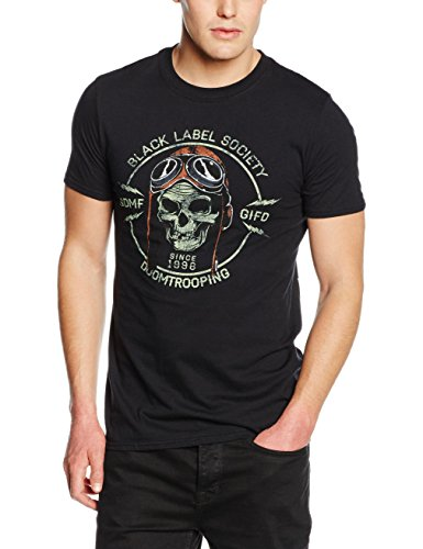plastic-head-black-label-society-doom-trooper-tsfb-t-shirt-homme-noir-noir-grand