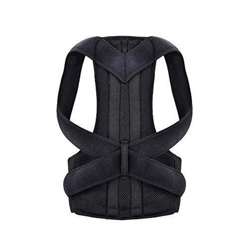 LPHPR Sports Geradehalter zur Haltungskorrektur inkl.Zurück Lage-Korrektor, Hilfe für Männer Oder Frauen Rücken-, Nacken- und Schulterschmerzen Reliefverstellbare Schulter-Spinal-Unterstützung