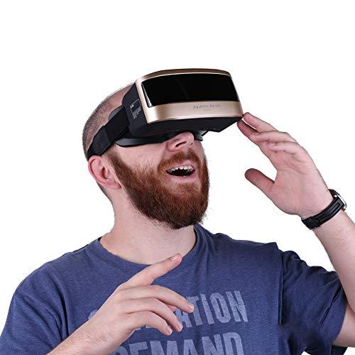 Watch Movies 3D VR Headset-Technologie – Beste Virtual-Reality-Erfahrung für Spiele & Video –...