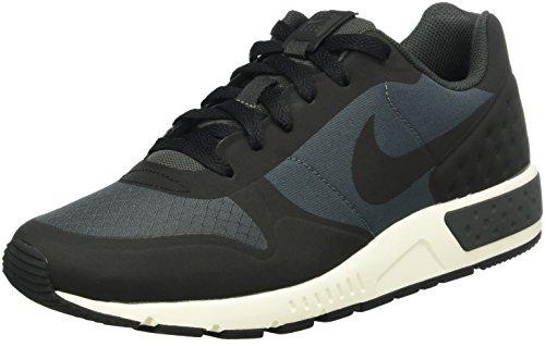Cinza Nightgazer Lw antracite Nike Sneakers Preto Vela Homens 1IRx5qt