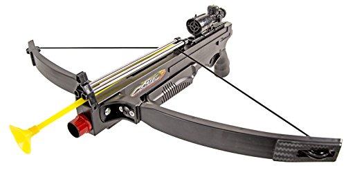 Soft-Air Armbrust Gewehr 50cm Federdruck ABS bis 0.5 Joule Kaliber 6mm Munition Air-Soft Spielzeug-Gewehr Kinder-Spielzeug ab 14 Abbildung 3