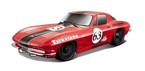 Maisto 581078 - 1:24 R/C Corvette '63*