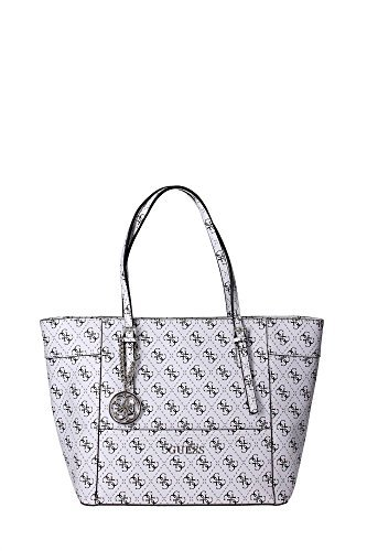 Sac shopping Guess porté main ou épaule de la collection Delaney pour femme
