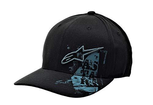 "Red S//M L//XL Curved Brim Metal Mulisha Men/'s Hat FlexFit /""Division/"""
