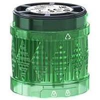 Schneider Electric XVUC23 Elemento Luminoso Led XVU, Verde