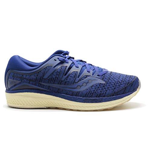 Saucony Men Triumph ISO 5 Neutral Running Shoe Running Shoes Dark Blue - Dark Grey 9,5