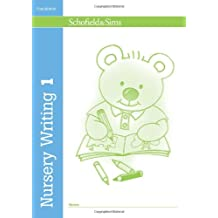 Nursery Writing Book 1: Early Years Foundation Stage, Ages 3-5