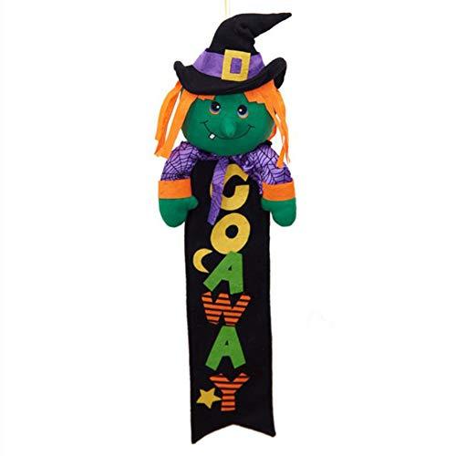 Halloween Tür Deko Ghost Zum Aufhängen Wohnkultur Requisiten Innen Und Outdoor Dekor