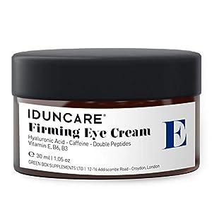 Iduncare Contorno de Ojos Reafirmante – Crema Antiarrugas Para Eliminar Ojeras, Bolsas, Parpados Caídos & Patas de Gallo…