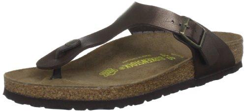 Birkenstock Gizeh, Women's Sandals, Brown (Graceful Toffee),5 UK Regular(38 EU)