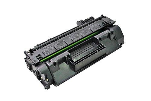 Preisvergleich Produktbild NAVIGATOR LaserTonerCartridge kompatibel für Hewlett Packard CE505A Toner TOP-Qualität 2300 Seiten Super-Ausdrucke 24-Monate-Garantie DIN 33870