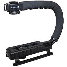 Polaroid PL-STA Hand camera stabilizer Negro estabilizador para cámara - estabilizadores de video (345 g)