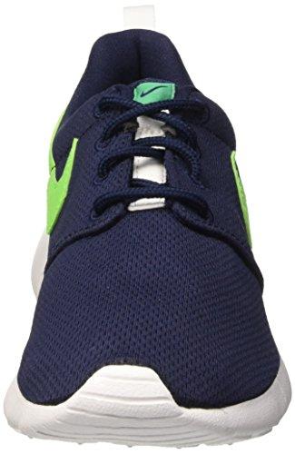 Nike Nike Rosherun (gs), Sneakers Basses Garçon Blau