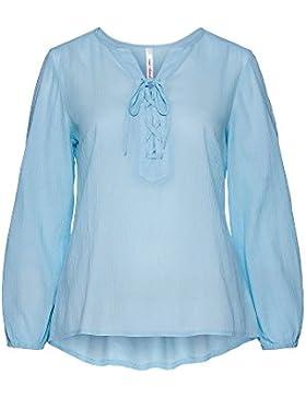 sheego Casual Túnica 100 % algodón tallas grandes Mujer