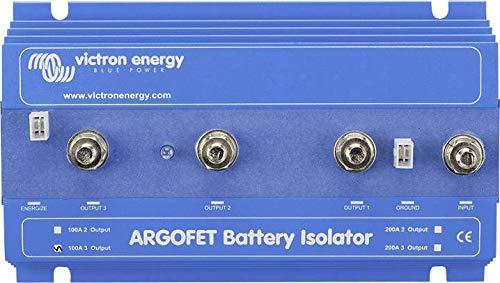 Ampere-batterie Isolator (Victron Batterie Koppler Argofet 100-2)