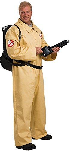 Anzug für Herren Gr. XL, Größe:XL (Ghostbuster Slimer-kostüm)