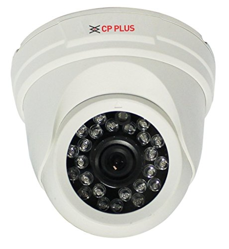 Cp Plus Cp-vcg-d13l2 - 1.3 Mp Hdcvi Night Vision Dome Camera With 20m Of Ir Ramge, Pack Of 2