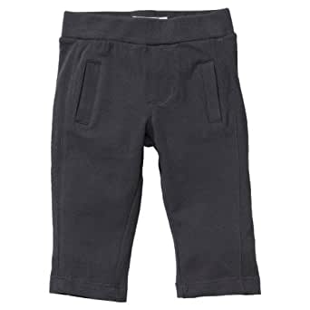 Noppies Baby - Jungen Hose 24407-Pants jersey Inci, Gr. 50, Grau (anthracite)