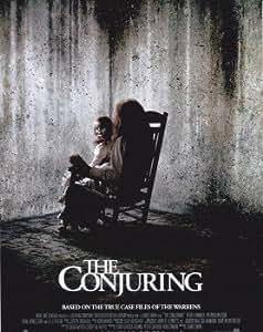 Conjuring : Les Dossiers Warren 10 Par 8 Pouces 25cm par 20cm Affiche Poster