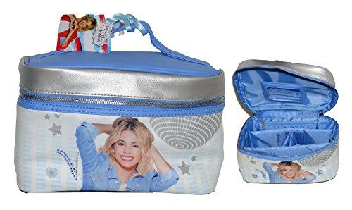 Disney Violetta Caso Make Up Bag Bolsos Neceser Vanity Pochettes
