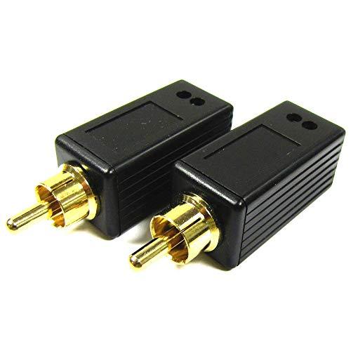 BeMatik - UTP Digital Audio Extender Sender und Empfänger Cat.5 AE01D Digital-audio-cat5-extender