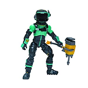 Toy Partner Figura FORTNITE Toxic Trooper 10 CM, Serie 2 Incluye 1 Accesorio, EN Blister, (FNT0075)
