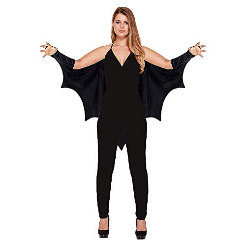 Adult Kostüm Flügel - ADULTS BAT CAPE - ONE SIZE