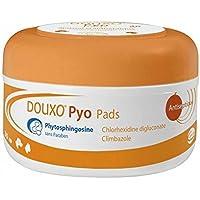 Cuidado cutané para perro & gato, DOUXO Pyo Pads–Calmante (y antiséptico–30Cotons–sogeval