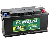 XV190MF Powerline Versorgerbatterie 12V