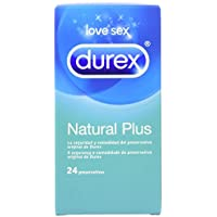 DUREX NATURAL PLUS 24 UDS preisvergleich bei billige-tabletten.eu