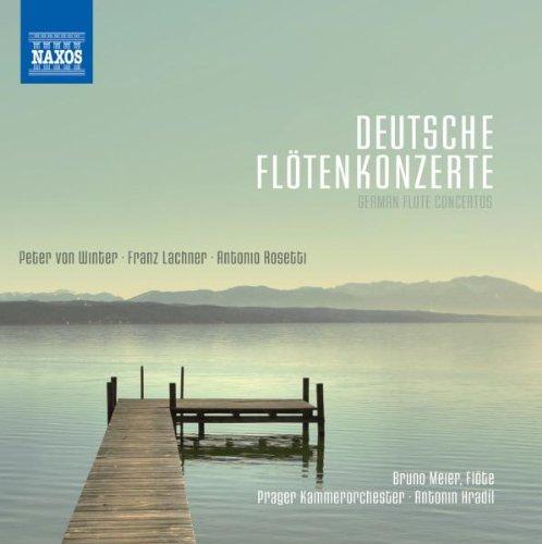 Naxos (Naxos Deutschland Musik & Video Vertriebs-) Deutsche Flötenkonzerte